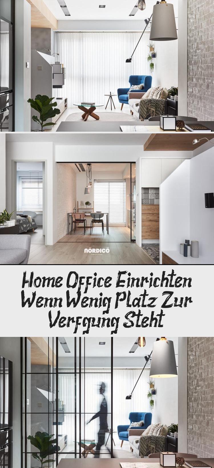 Home Office Einrichten, Wenn Wenig Platz Zur Verfügung Steht