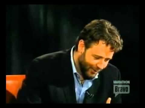 Inside The Actors Studio with Russell Crowe