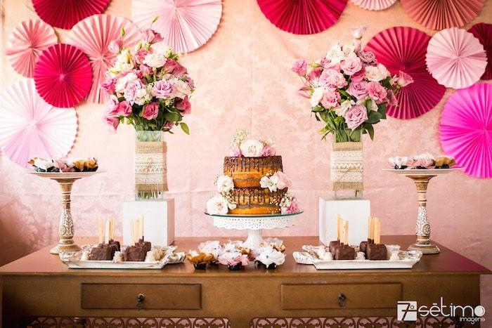 Elegant 30th Birthday Party