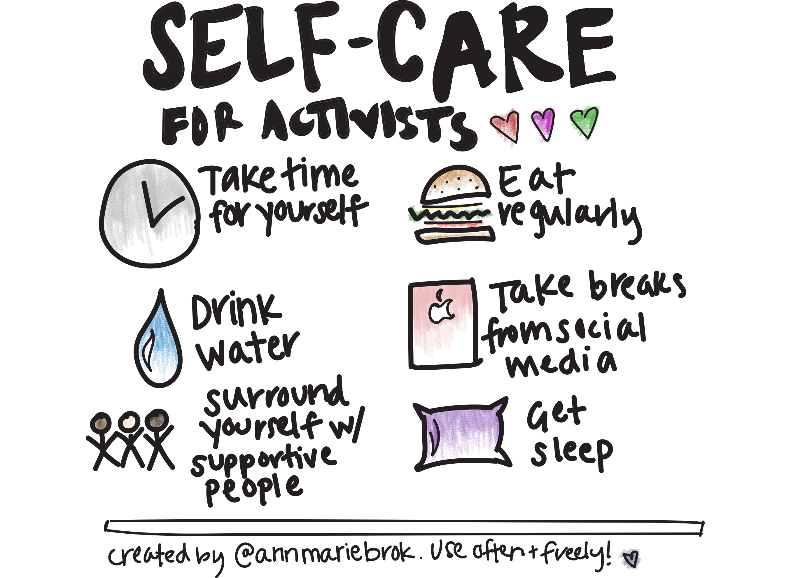 Your Self Care Is As Important As Your Activism Self Care Self How To Get Sleep