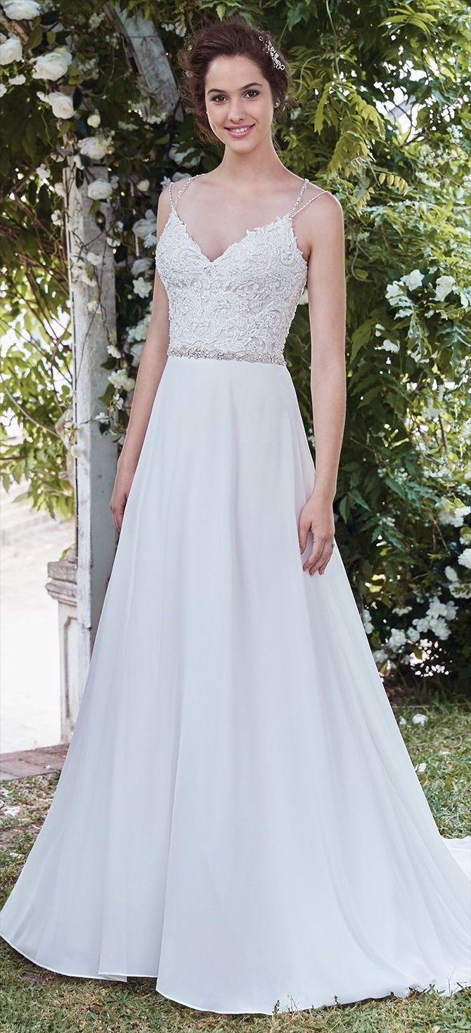 Rebecca Ingram Fall 2017 Wedding Dresses Diana wedding