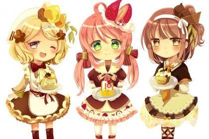Cute Chibi Hd Wallpaper Cute Anime Chibi Anime Chibi Chibi