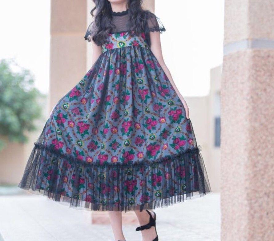 Pin By Monamhd On ازياء اطفال Fashion Dresses Little Girl Fashion Prom Dresses Ball Gown