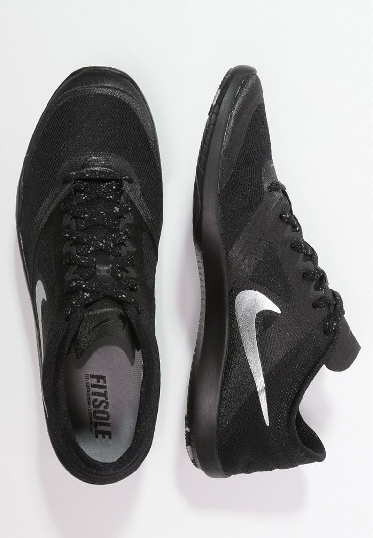 Zalando Sale Nike Performance Studio Trainer 2 Sports Shoes Black Metallic