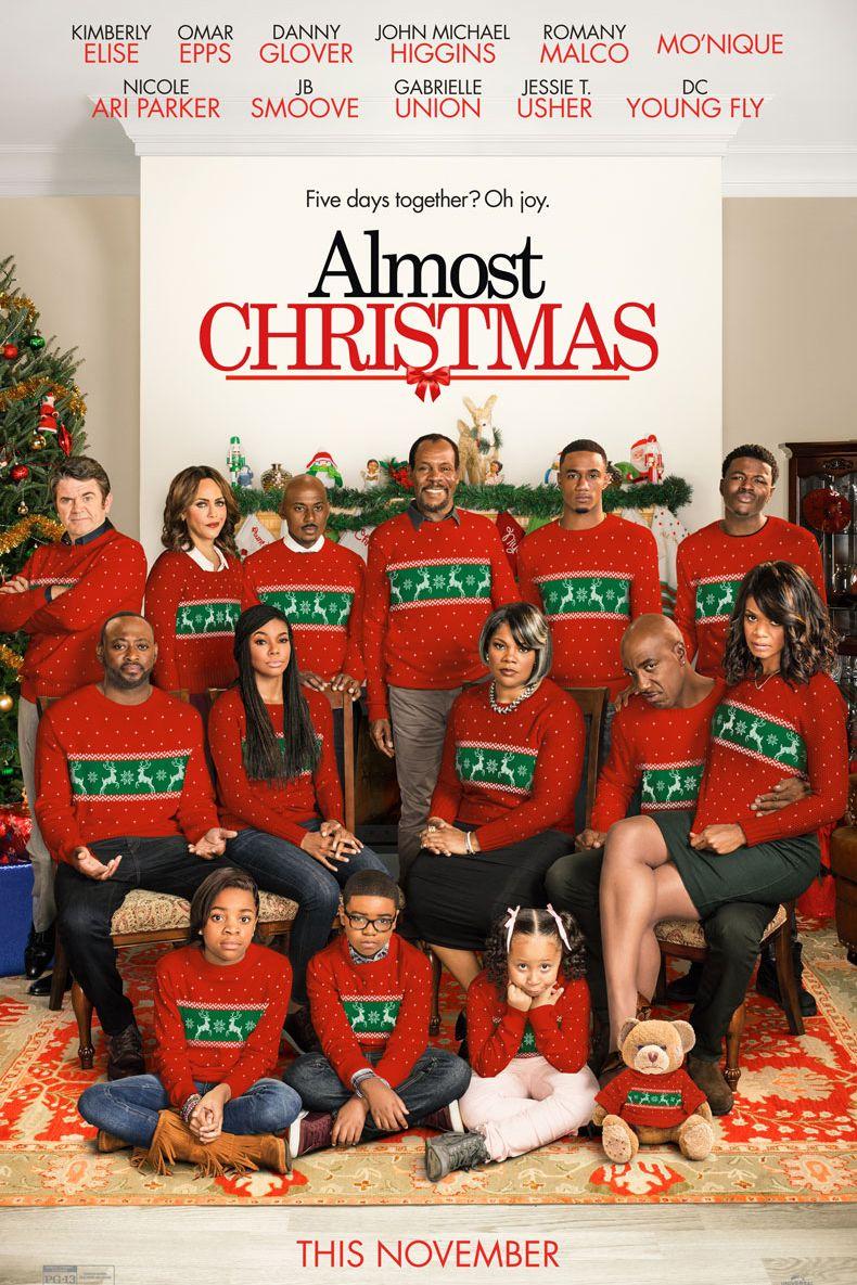 Almost Christmas Movie Tickets Showtimes Regal Cinemas Regal
