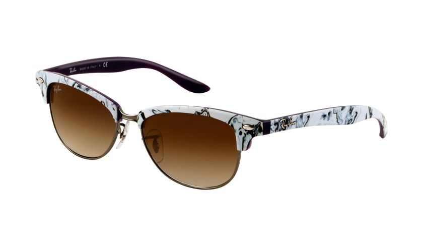 gafas ray ban catty clubmaster