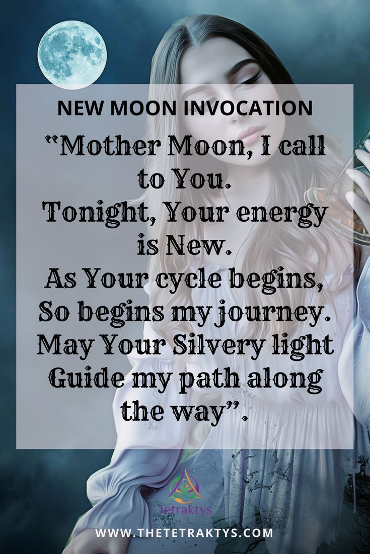 Moon Manifestation Ritual – Learn How to Connect with the Moon