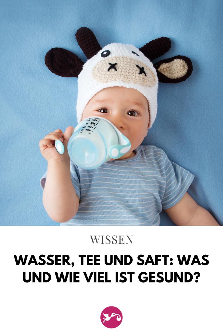 Möhrensaft Baby Wann Und Wieviel