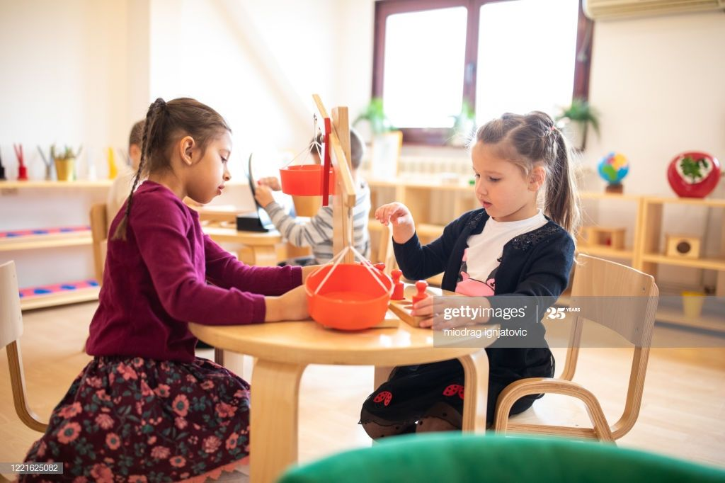 Photo of Preschool Girls Playing In Child Care Classroom Photography #Ad, , #affiliate, #…