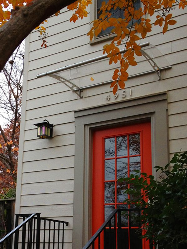January 2014 Photo Contest Entry Lightline® 1500 Curve Canopy compliments this 1947 colonial house & January 2014 Photo Contest Entry: Lightline® 1500 Curve Canopy ...