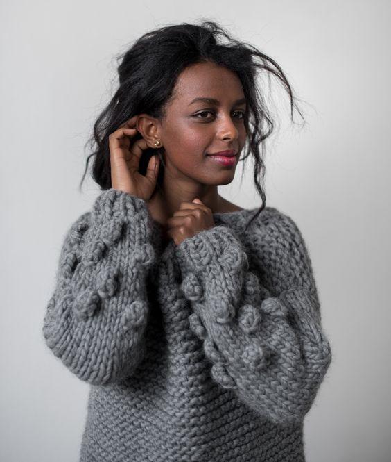 модное вязание для женщин и девушек 2017 и 2018 года вязание