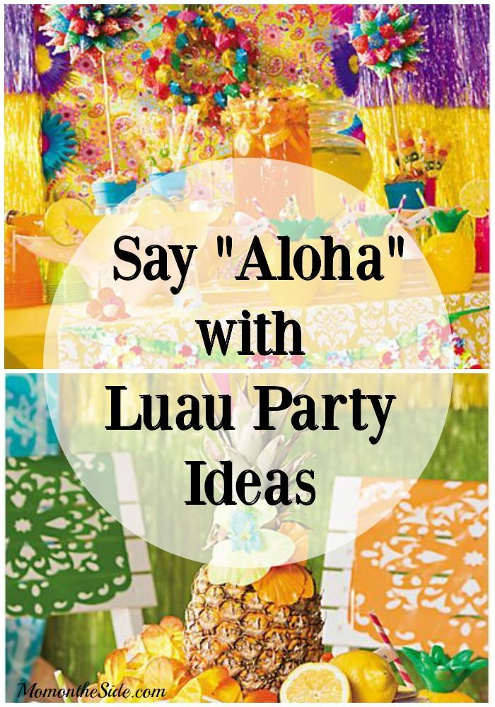 "Say Aloha To American Girl S Newest Historical Character: Say ""Aloha"" With Luau Party Ideas For Summer"