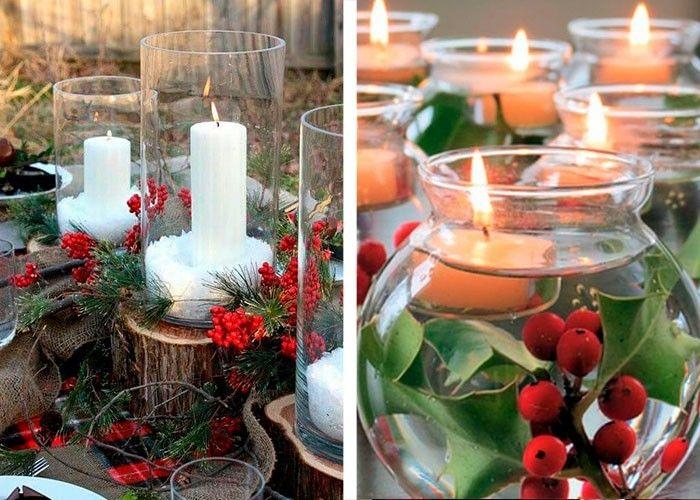 weihnachtstischdeko - 60 originelle ideen und jede menge festliche, Design ideen