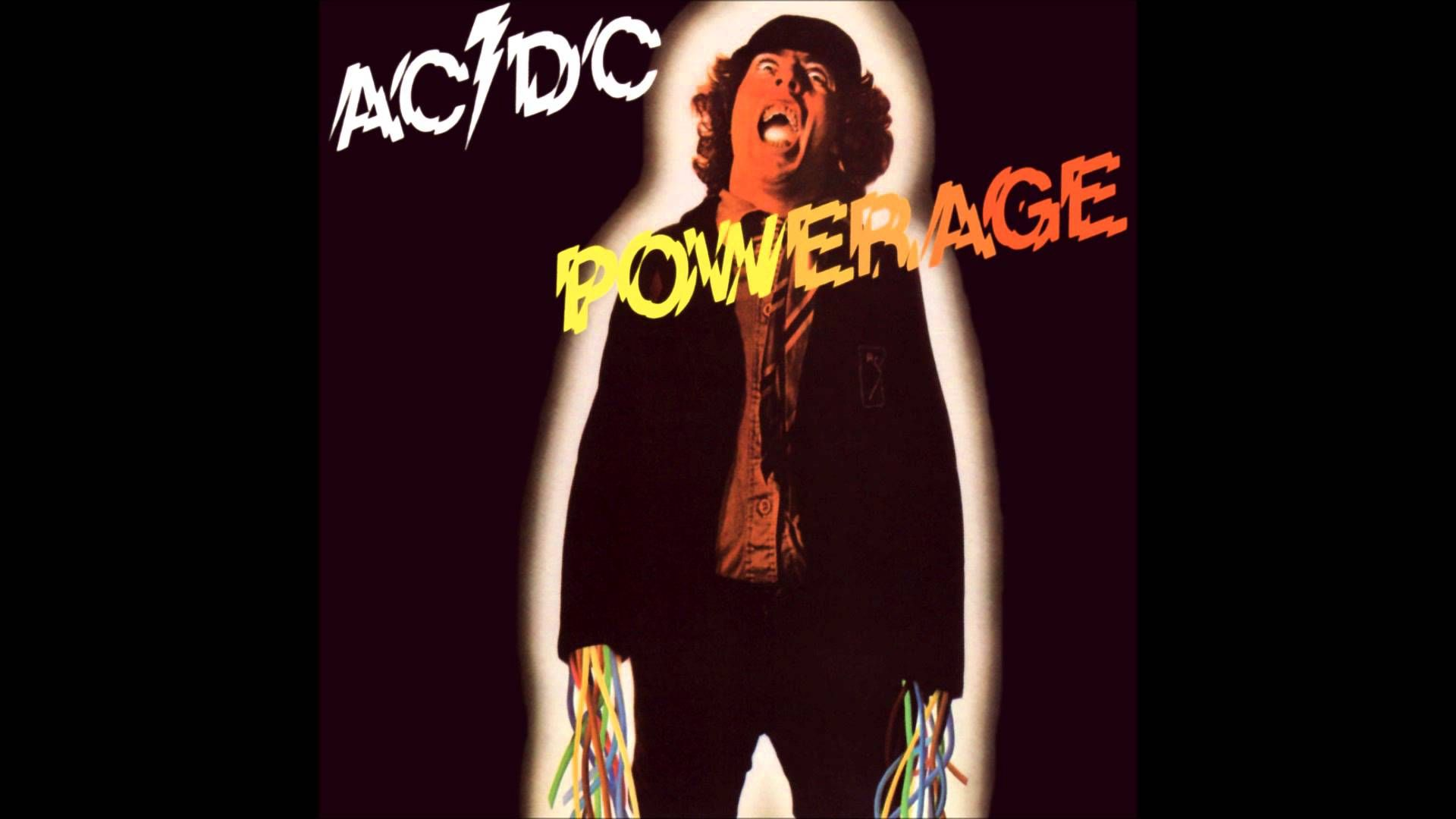 Ac Dc Powerage Full Album 1978 Acdc Album Sin City