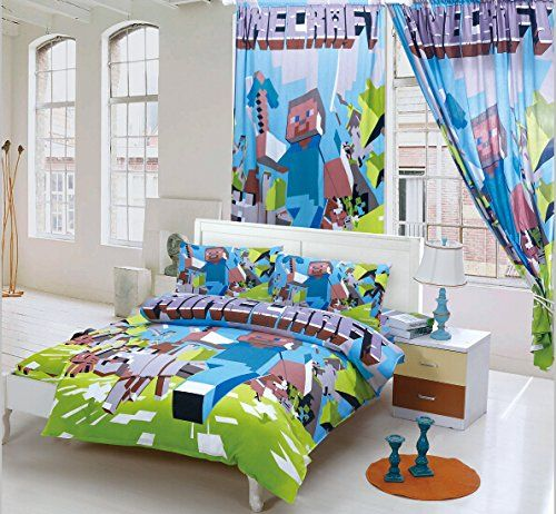 Bedding Sets kids bed with duvet cover + pillow case, Ful... https://www.amazon.com/dp/B01MXQ4E1Y/ref=cm_sw_r_pi_dp_x_z1-nyb9450JNP