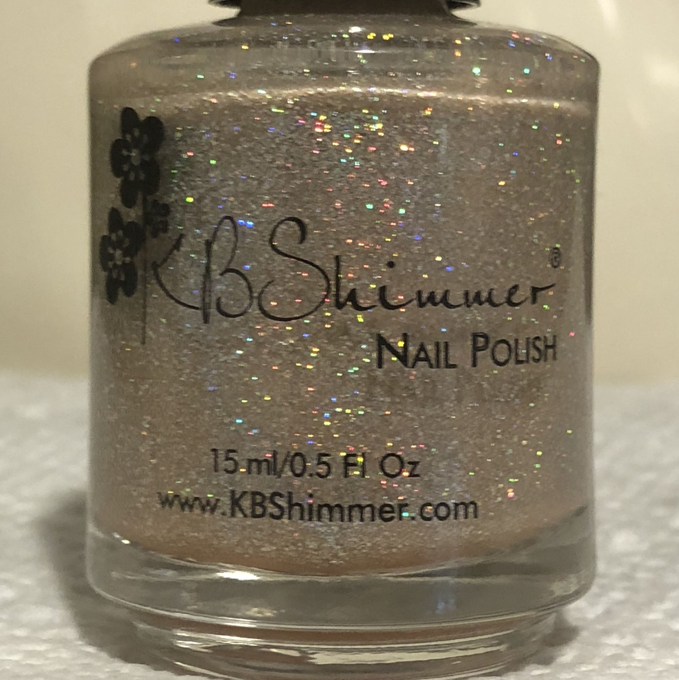 Kbshimmer A Hint Of Manila New 6 With Images Indie Polish Polish Nails