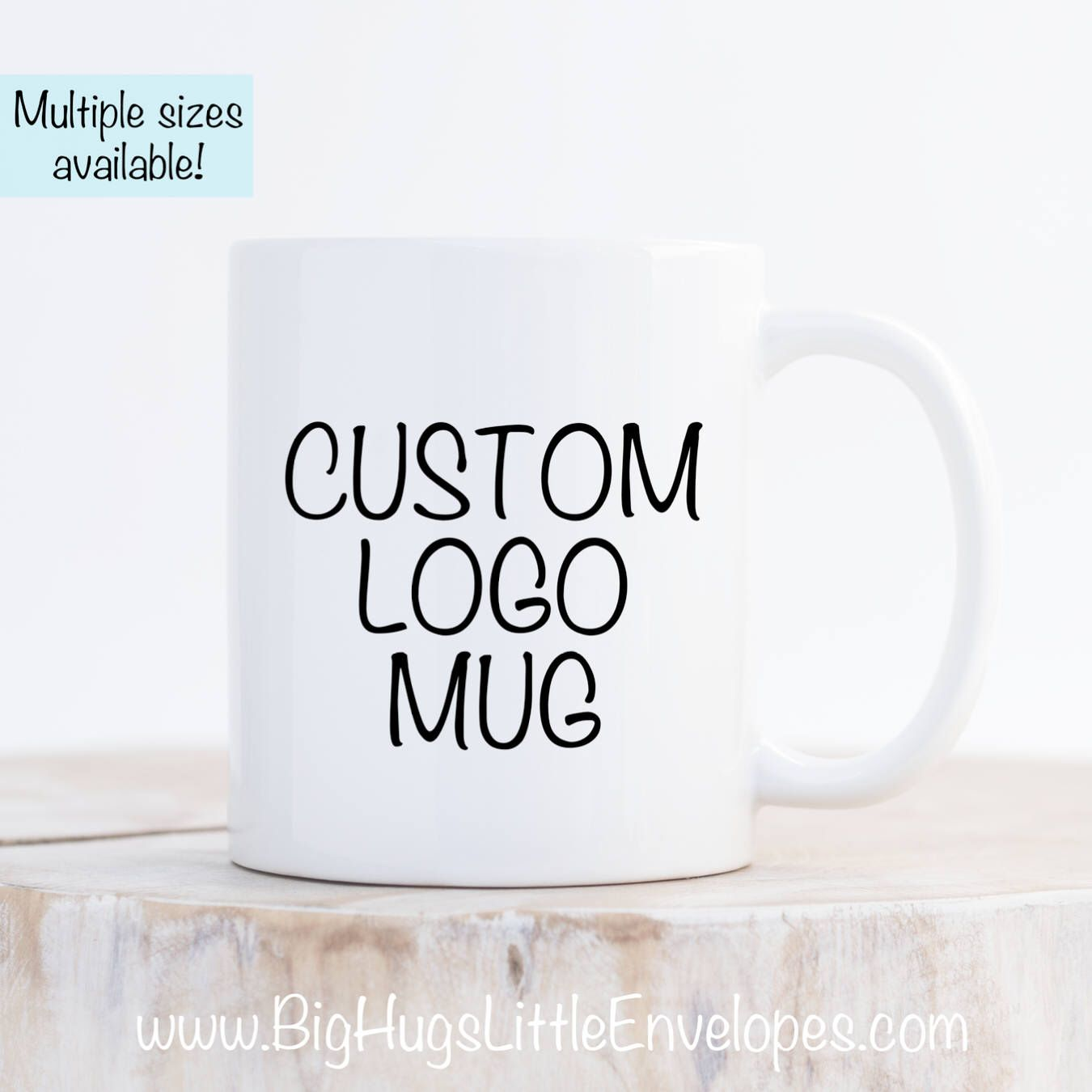 custom logo mug design your own mug your logo here coffee mug coffee cup tea cup travel mug latte mug small business maker