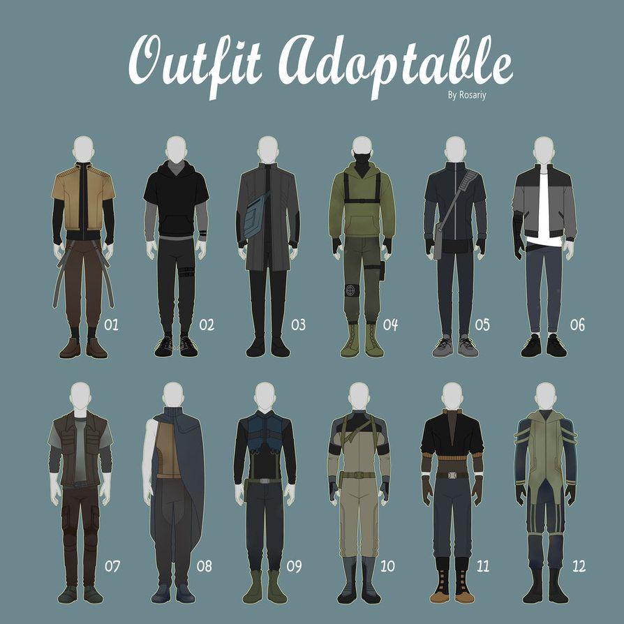 32++ Fantasy winter clothes male trends