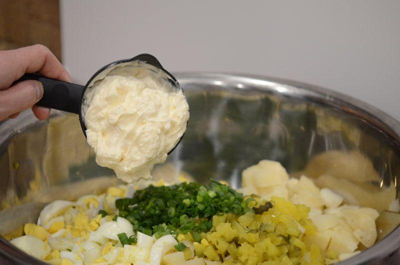Potato Salad Recipe Hellmann's Mayonnaise