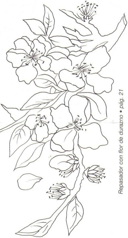 Picasa Web Albums Revital 11 Flower Drawing Painting Patterns Fabric Painting