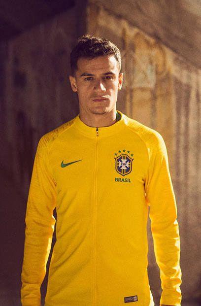 casaco seleção brasileira original