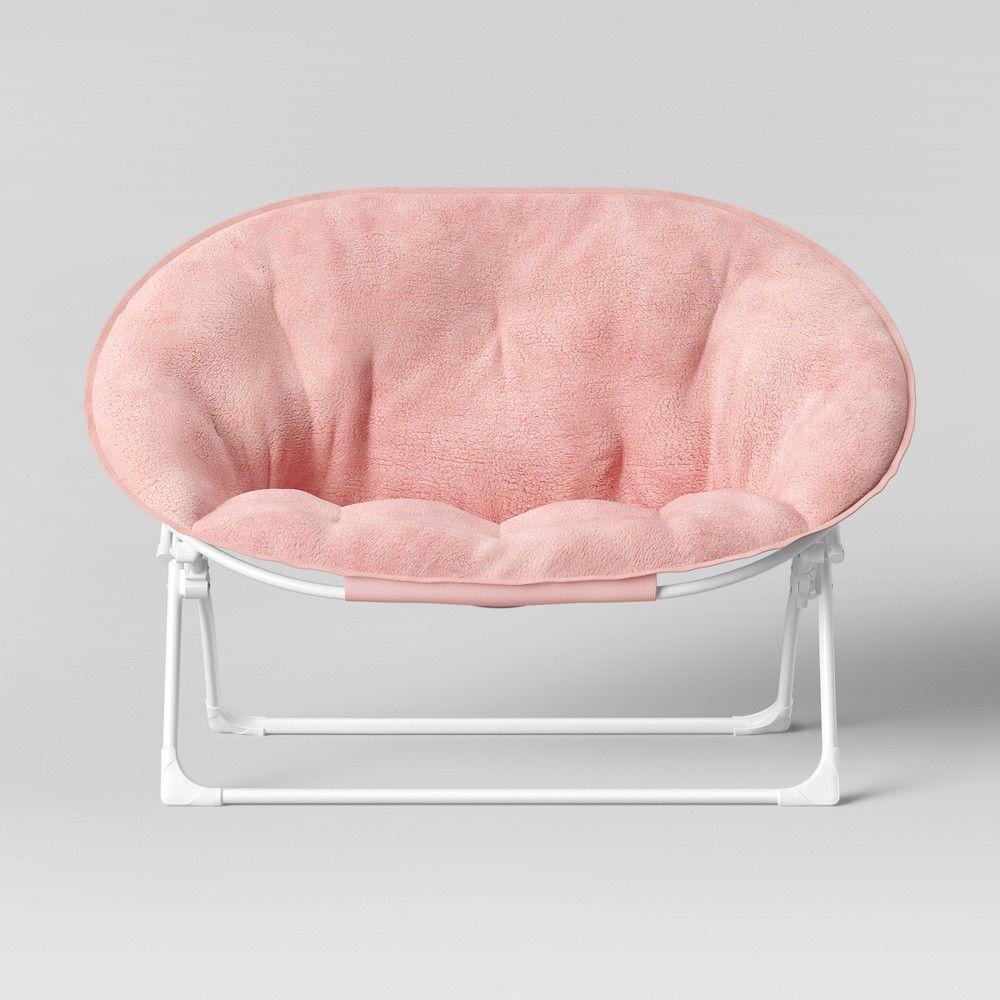 Kids Double Dish Chair Daydream Pink Pillowfort