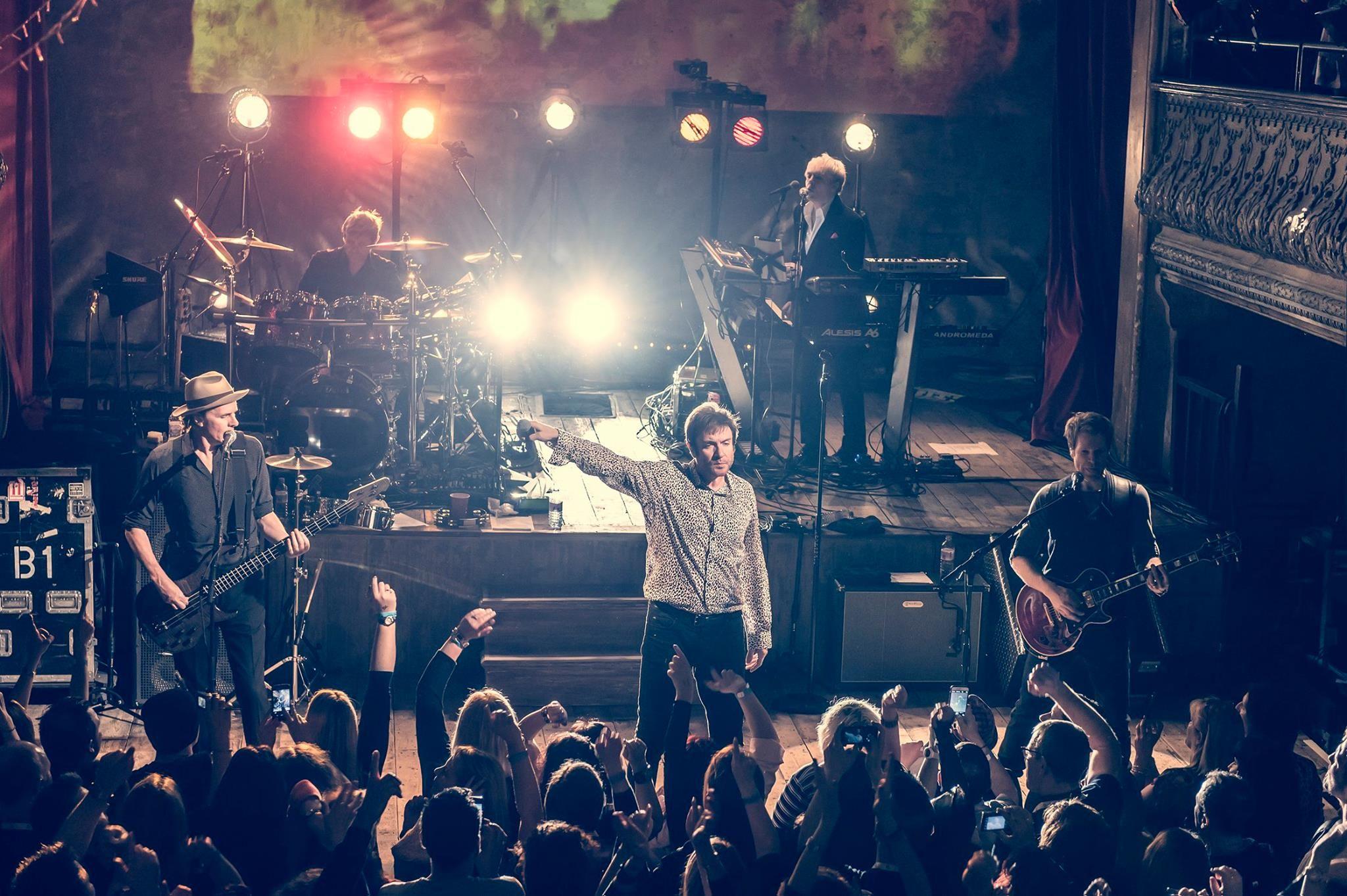Duran Duran, War Child show, London | February 19 2015