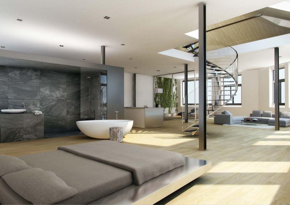 Pin Von Lisa Haller Auf Un Sueno Un Loft Visualisierung Bremgarten Luxus