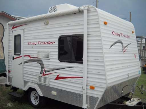 Check Out This 2010 Cozy Traveler 14r54b Listing In Jesup Ga