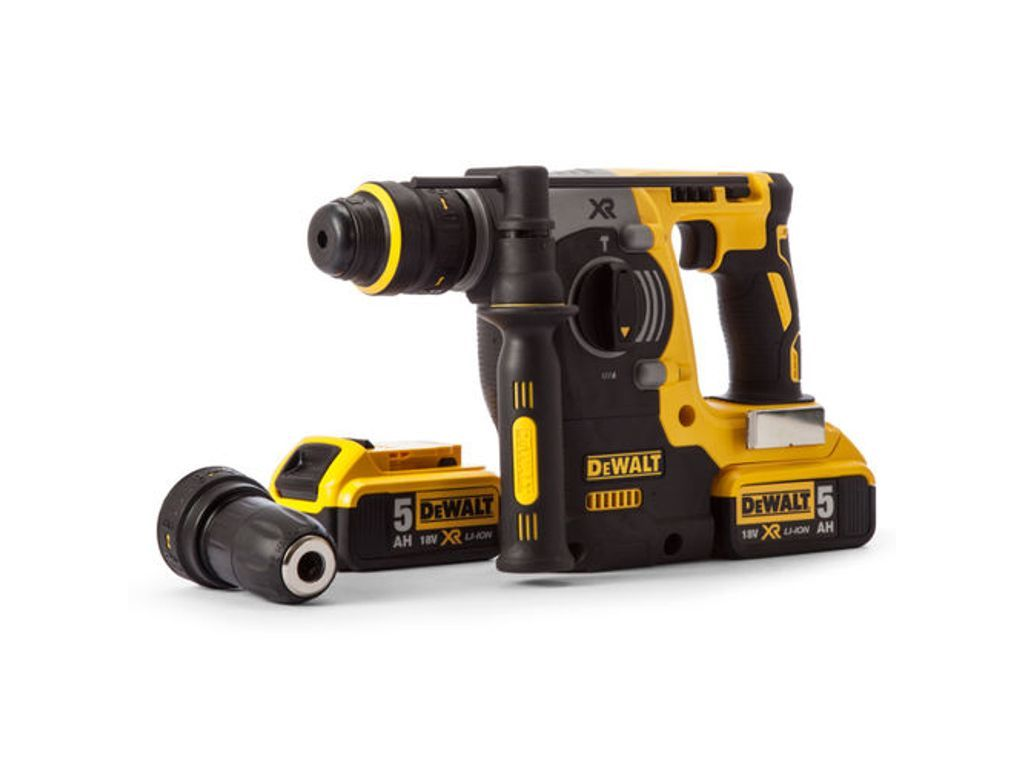 dewalt cordless drill chuck removal