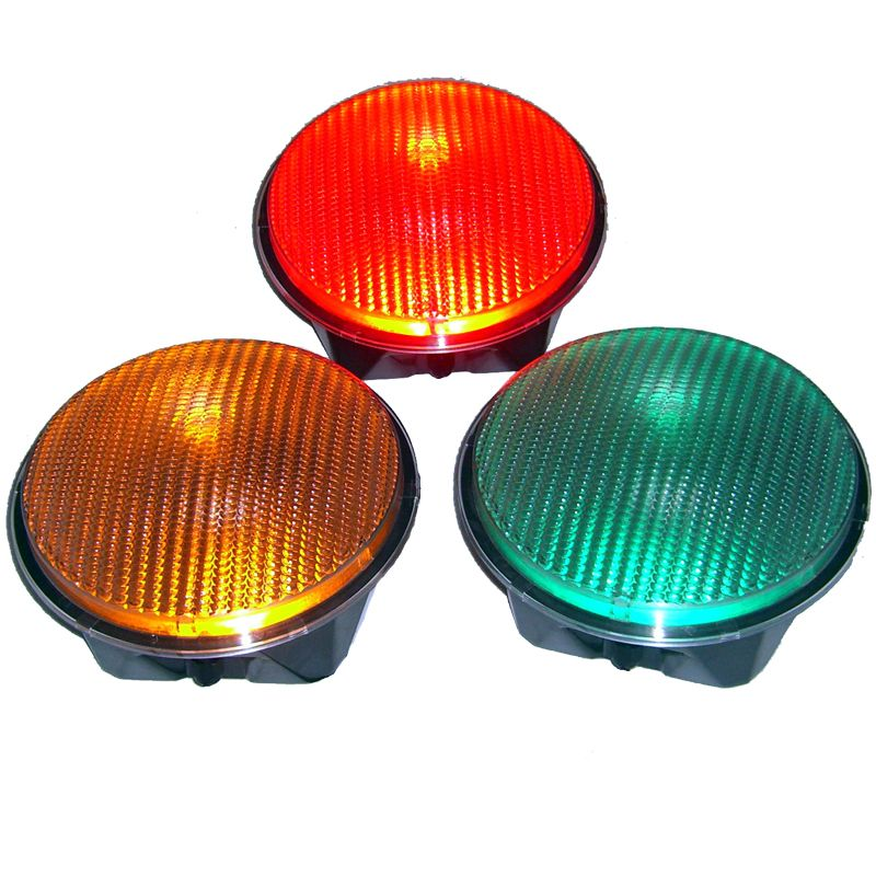 En12368 300mm Hi Flux Led Traffic Signal Modules Traffic Light Traffic Signal Street Light