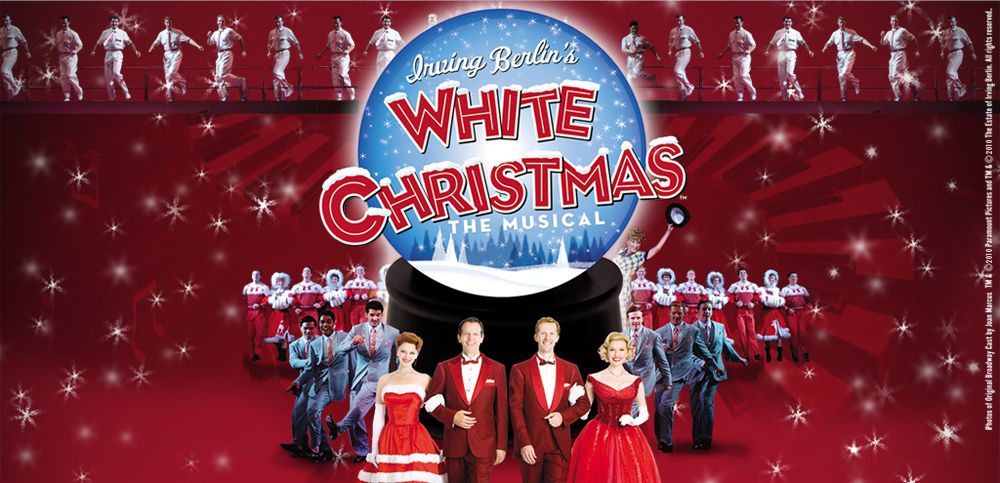 Official Irving Berlin's White Christmas The Musical | Broadway ...