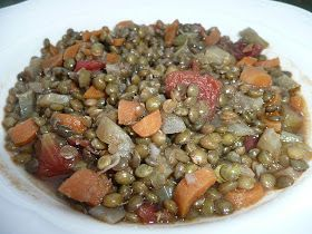 Everyday Dutch Oven: French Lentil Soup