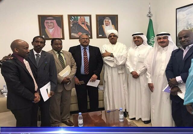 الآليه الوطنية لحماية السودانيين بالخارج تختتم زيارتها للسعودية