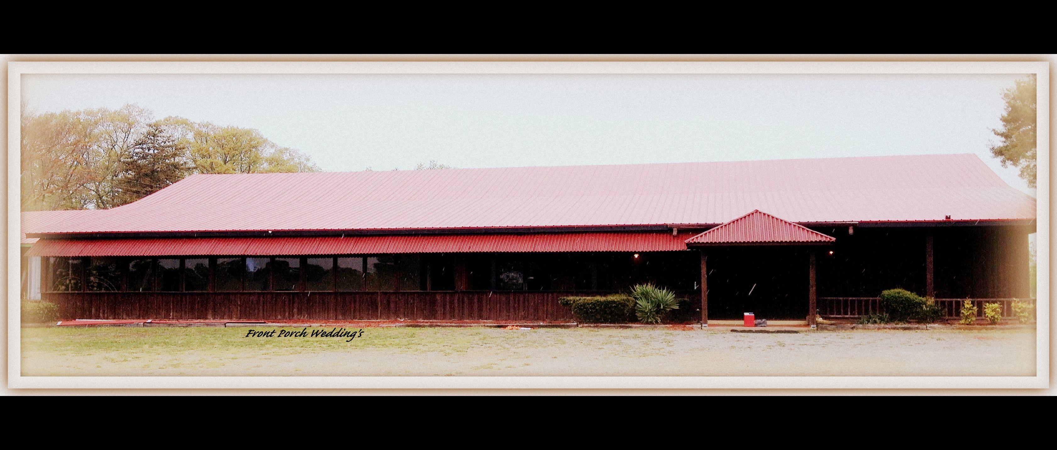 Rustic Wedding Venue Located In Carrollton Ga