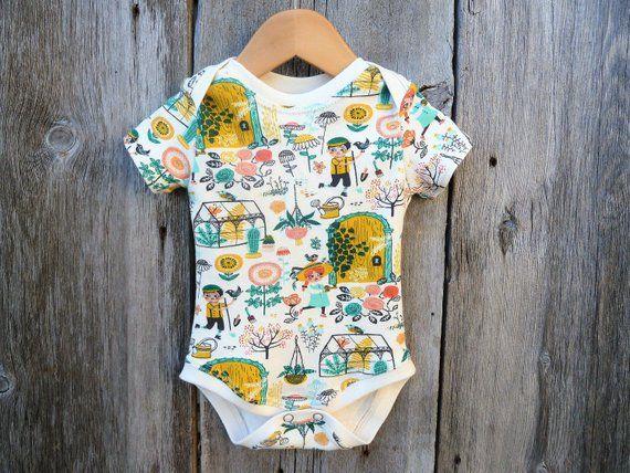 625d0f960b8 Organic baby bodysuit