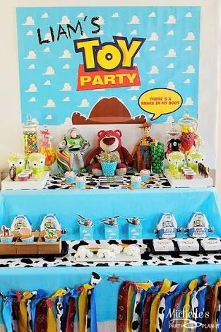 Resultado de imagen para mesa de ambientacion toy story  7e7be3adb19