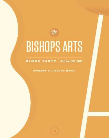 The Bishops Arts Block Party