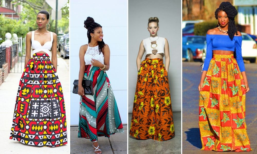 Kitenge Dresses for Young Girls-30 Cute Kitenge Ankara Dresses