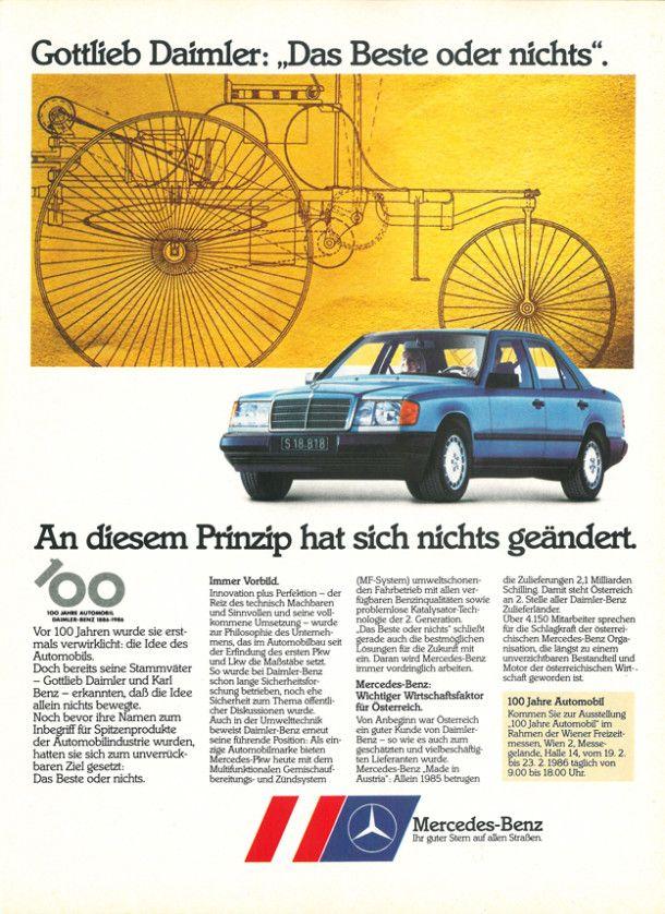 1986 Mercedes W124 Autorevue At Mercedes W124 Mercedes Benz Maybach Benz