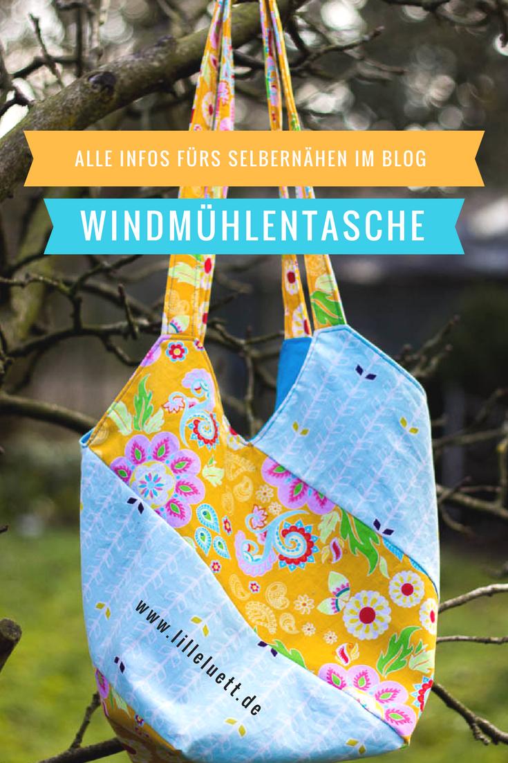 Photo of Wind, Wind, Wind – oder meine erste Windmühlentasche