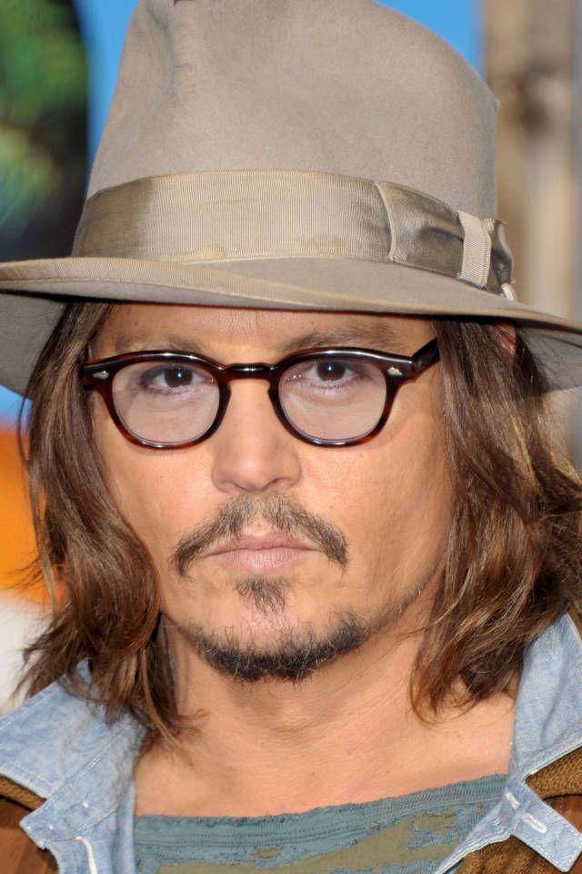 Hats Off To Johnny Depp Johnny Depp Glasses Johnny Johnny Depp