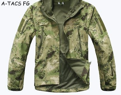 A-TACS FG TAD Style 5.0 Softshell Tactical Jacket US XL (Asian 2XL)  https://t.co/bf3DNEpeoX https://t.co/2t6NweeIBB
