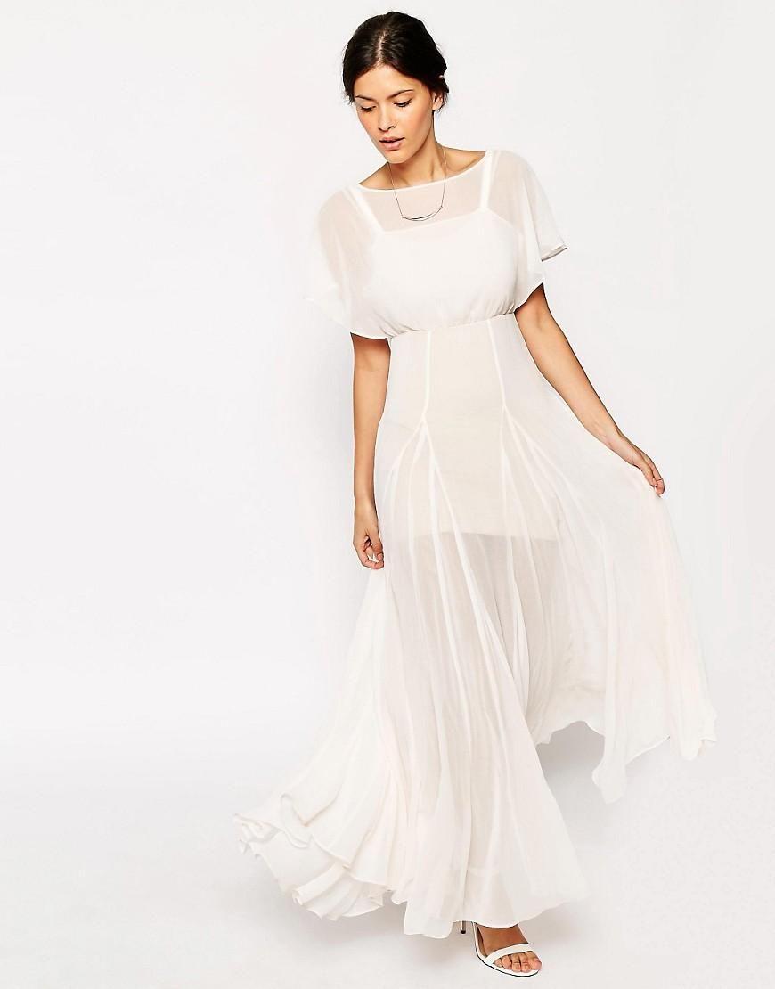 Ukulele | Ukulele Marilyn Dress at ASOS | The Modern Bride | Dresses ...