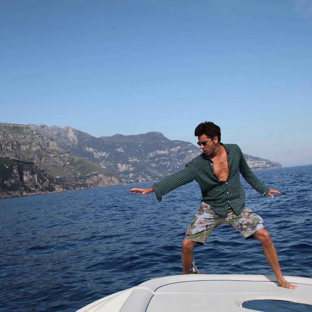 John Stamos Hot Male Celebrities Barefoot Hottest Male