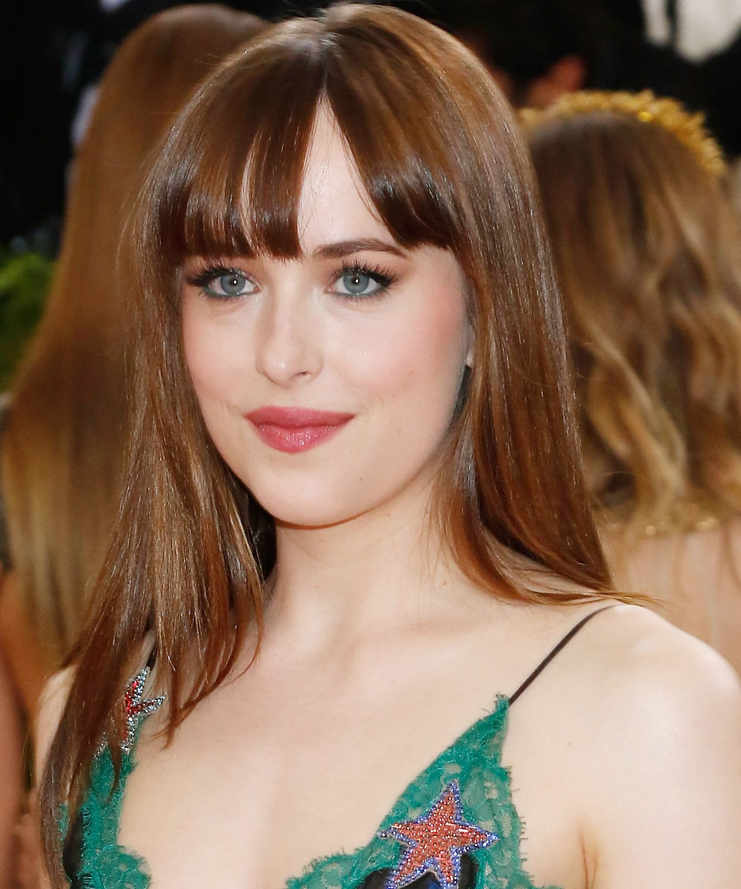 10 Celebrity Styles that ll Make You Want Bangs This Fall