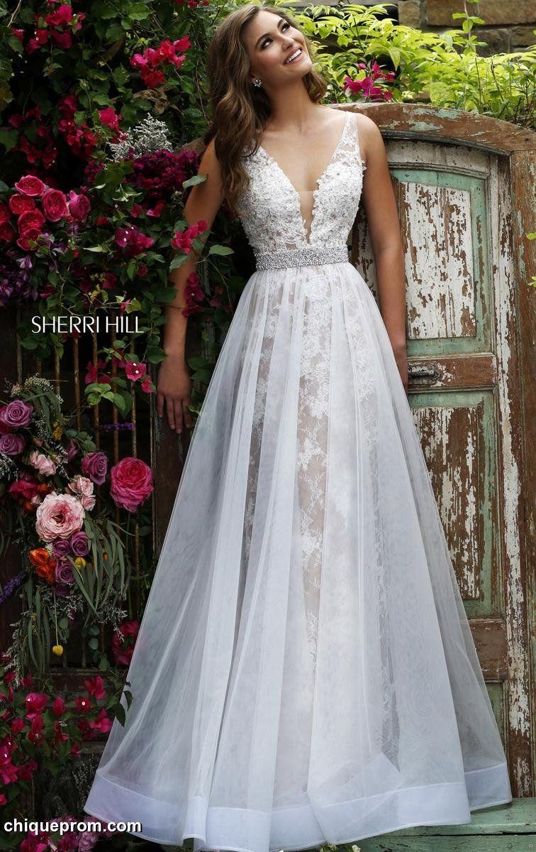 Sherri Hill 11282 Wedding Gowns Wedding Dresses Tulle Prom Dress