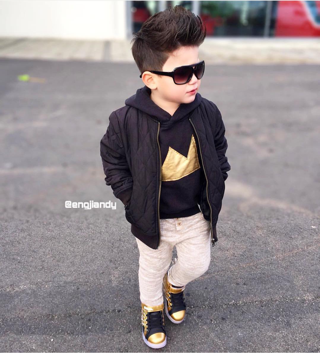 Insta Engjiandy Cut Baby Baby Boy Fashion Toddler Boy