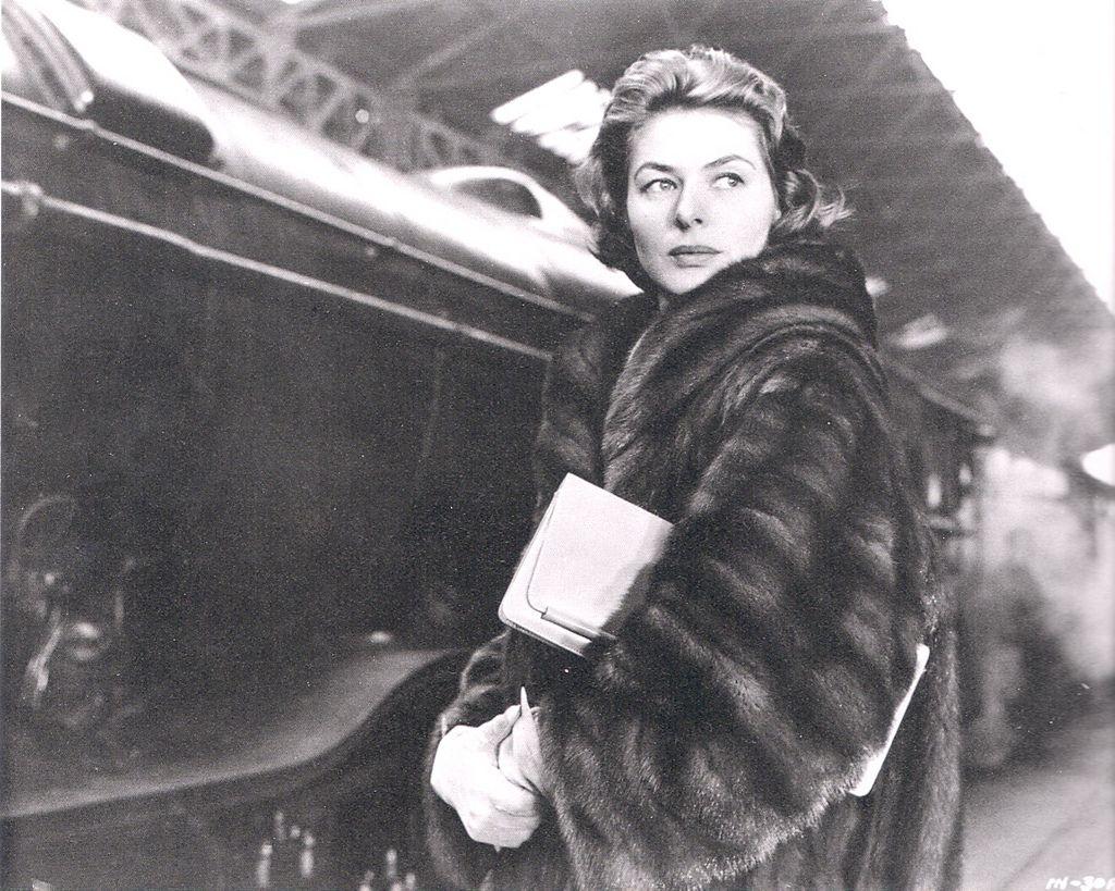 https://flic.kr/p/7rKRPn | Ingrid Bergman | I love this look!
