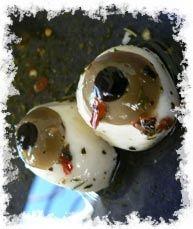 Halloween Rezepte Mit Bild.Halloween Augapfel Rezept Mit Bild Recipe Scary Food Halloween Finger Foods Halloween Dishes